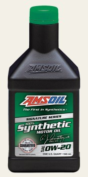 AMSOIL 0W-20 Full Synthetic Motor Oil