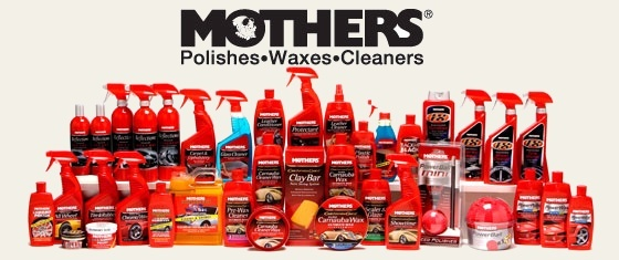 Mothers Polishes, Waxes and Cleaners