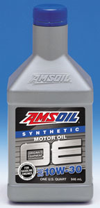 AMSOIL Extended Life 10W-30 Synthetic Motor Oil (XLF)