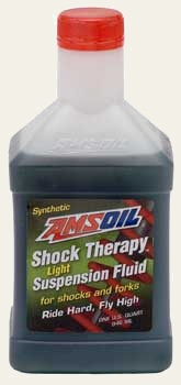 AMSOIL Shock Therapy Suspension Fluid #5 Light (STL)
