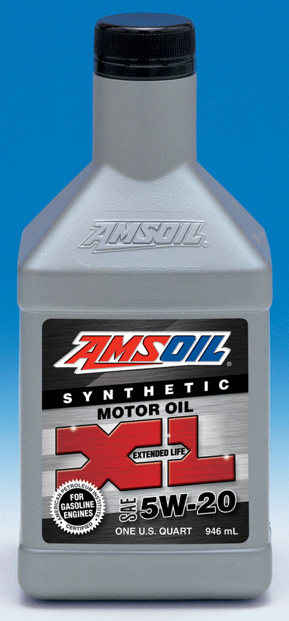 Amsoil Synthetic Motor Oil Amsoil Extended Life 5w 20 Synthetic Motor Oil